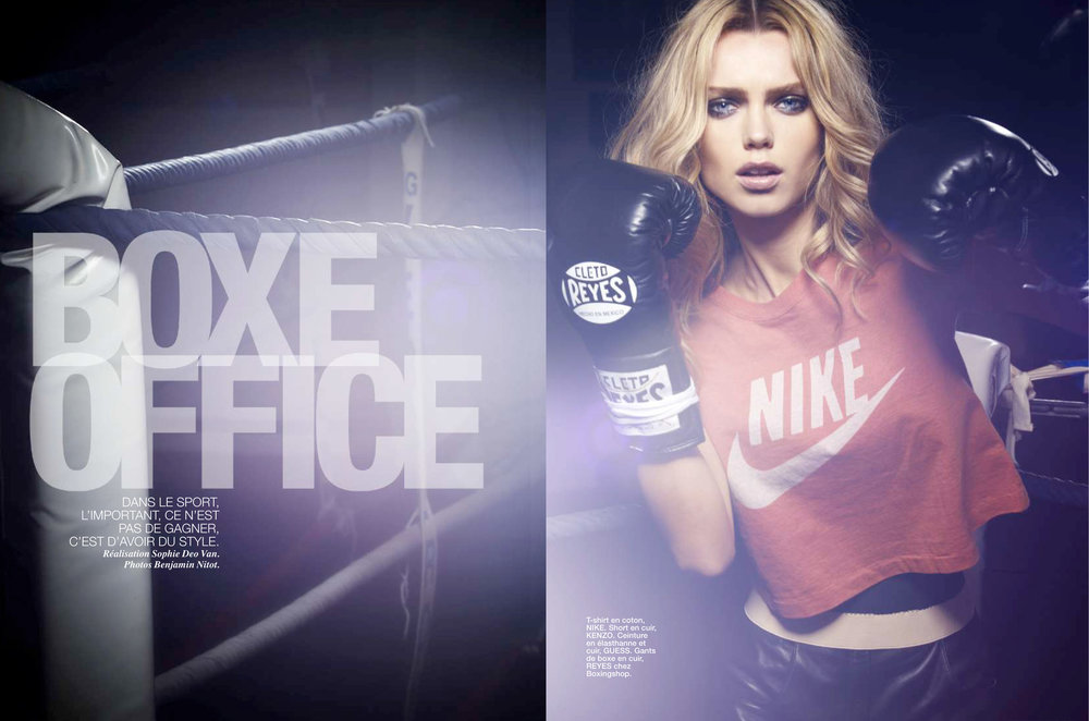 BOXE OFFICE   Production & Casting