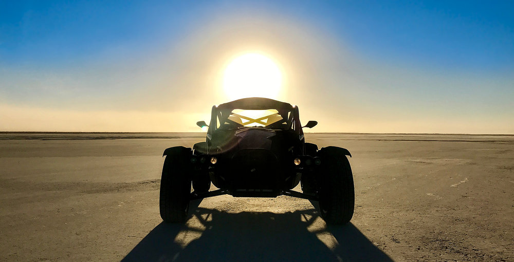 Ariel Nomad Background