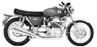 1973 Ariel Healey 4  1000cc 4 cylinder engine, Cradle frame, swing arm rear suspension, 170kg