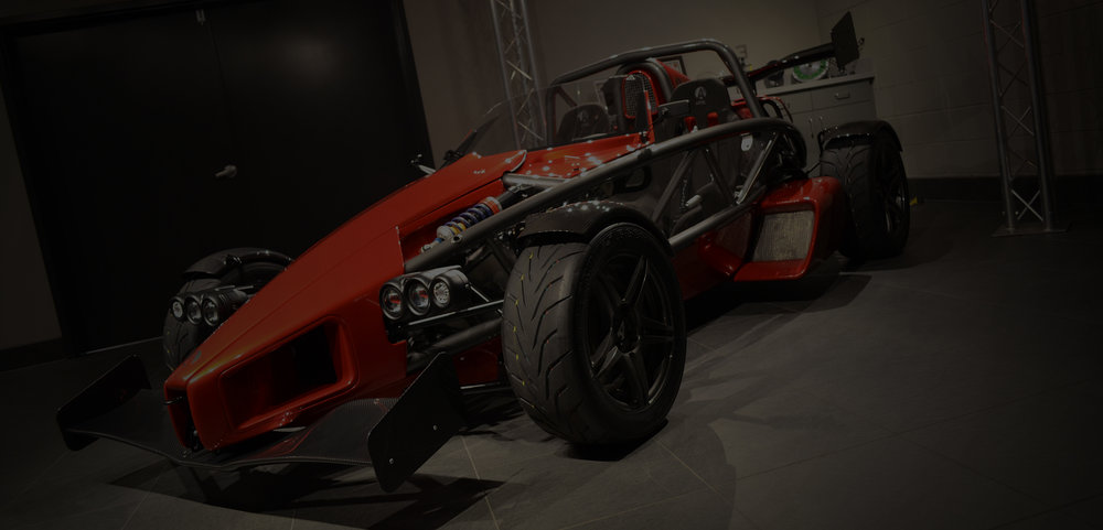 """""""...like an F-18 off a steam catapult, you're propelled into the future. """"   - The Drive    Explore the Atom 3S ↓"""