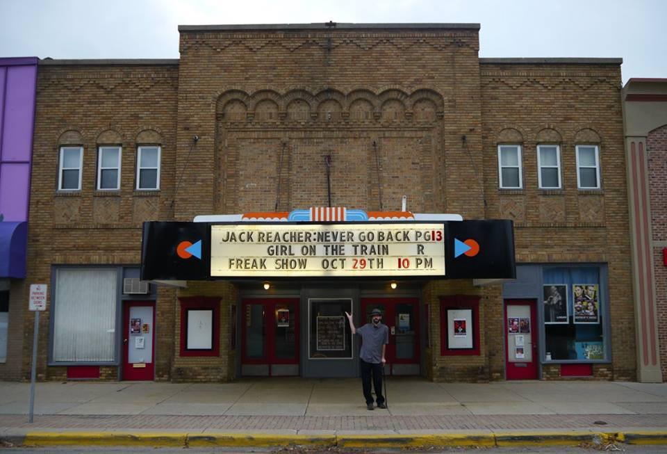 Eaton Theatre