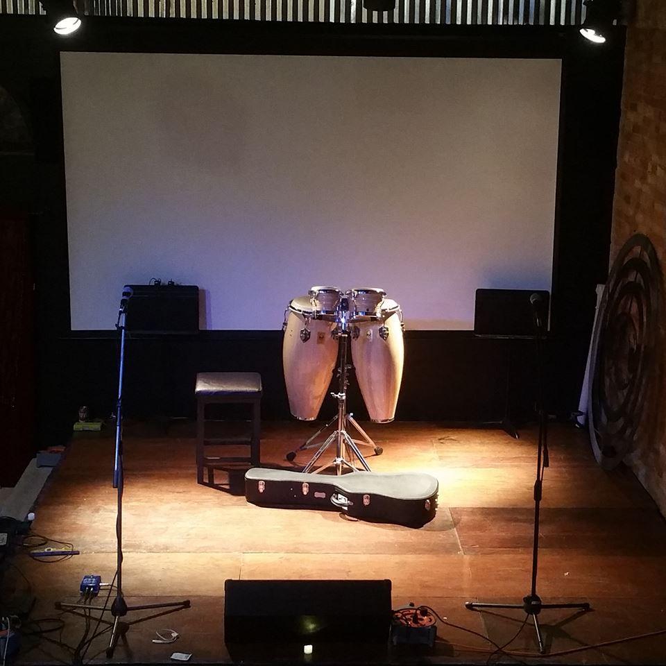 Windwalker Underground Gallery - The Stage