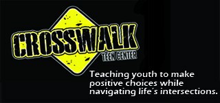 Crosswalk Teen Center is an innovative nonprofit community youth center that was designed around the interests and needs of teens in the Charlotte area. We are located in Charlotte, Michigan and serve teens and families from the surrounding area. Our mission is to provide free programs during after-school and unsupervised hours where students can engage in beneficial, educational, and leisure-time activities in a safe environment. Crosswalk Teen Center is teaching youth to make positive choices while navigating life's intersections. Our programs are offered in four different program areas: Educational Support Everyday Life Community Connections Expressive Arts