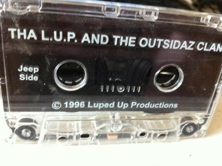 This is a cassette tape.