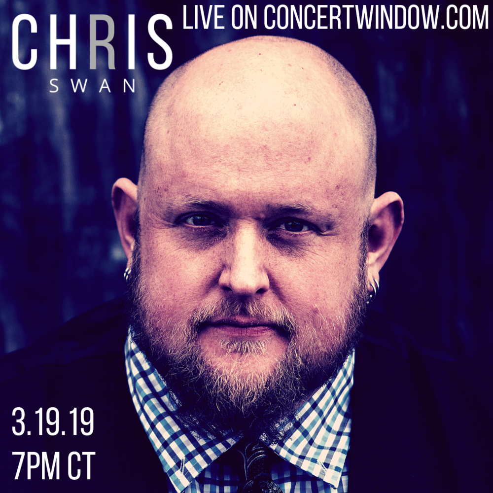 Chris Swan live on concertwindow.com