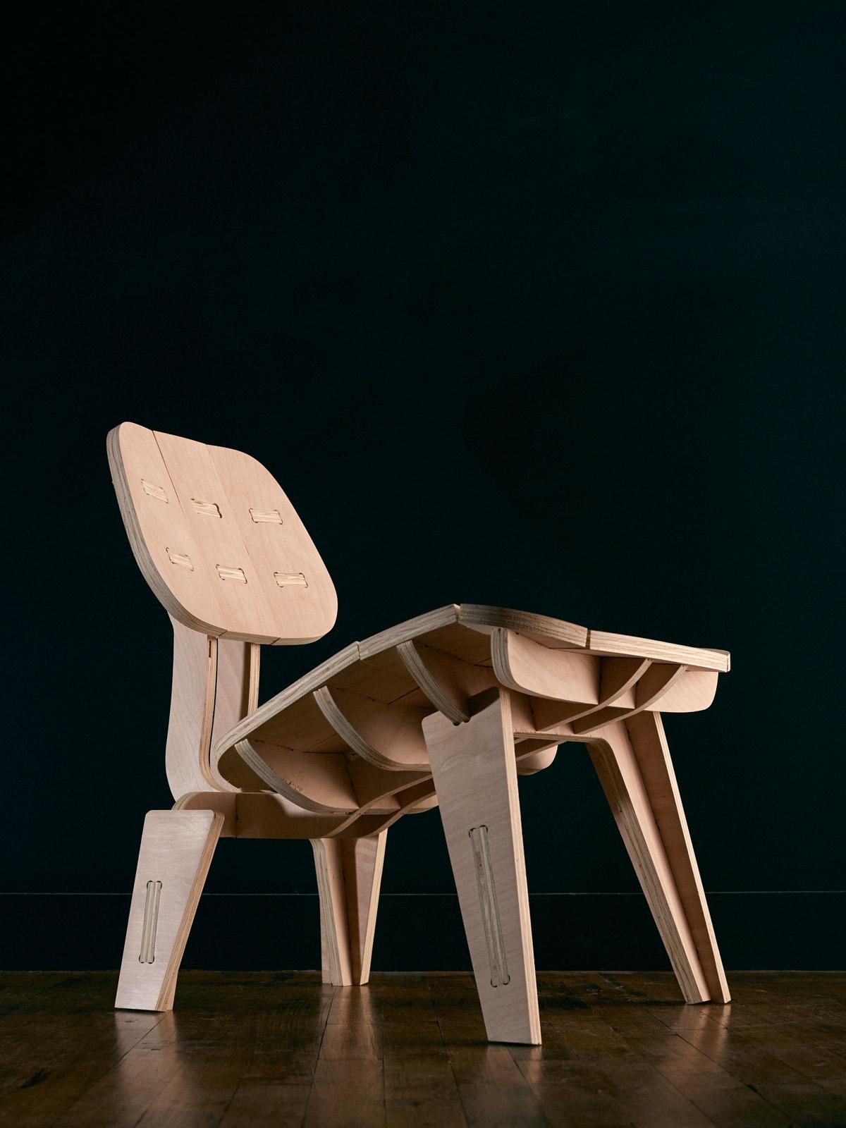 Flat Pack Chair — The Dream Team