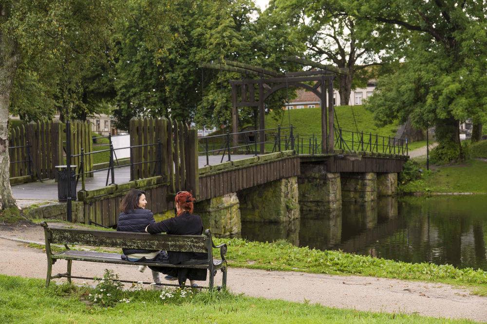 Fortified town - Fredrikstad Photo:VisitOsloRegion/Didrick Stenersen