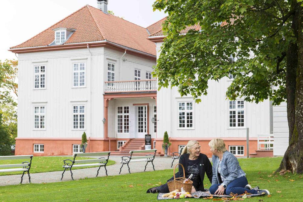 Eidsvoll 1814 Photo:VisitOsloRegion/Didrick Stenersen