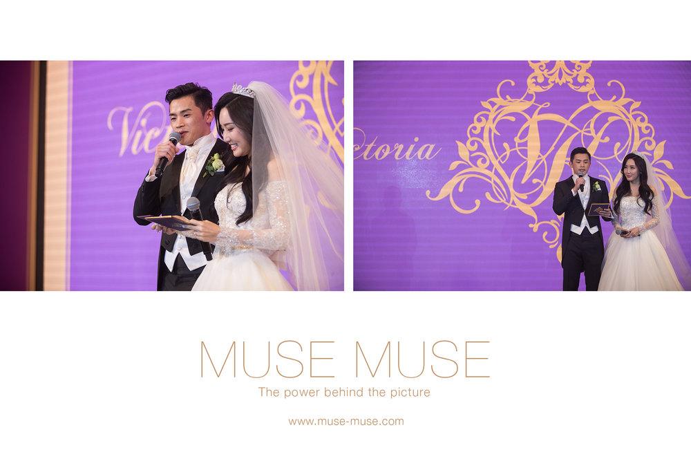Victoria & Ken Wedding