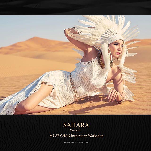 撒哈拉沙漠拍攝創作攝影工作坊 Non touchup version preview  上星期摩洛哥工作坊拍攝的作品,由於未有時間修圖,先來一些原片給大家分享。稍後會有工作坊video 成品,敬請期待!  @musechanphoto #musemuse #musechan #photography #morocco #saharadesert #profotob10 #profoto #sonya7r3
