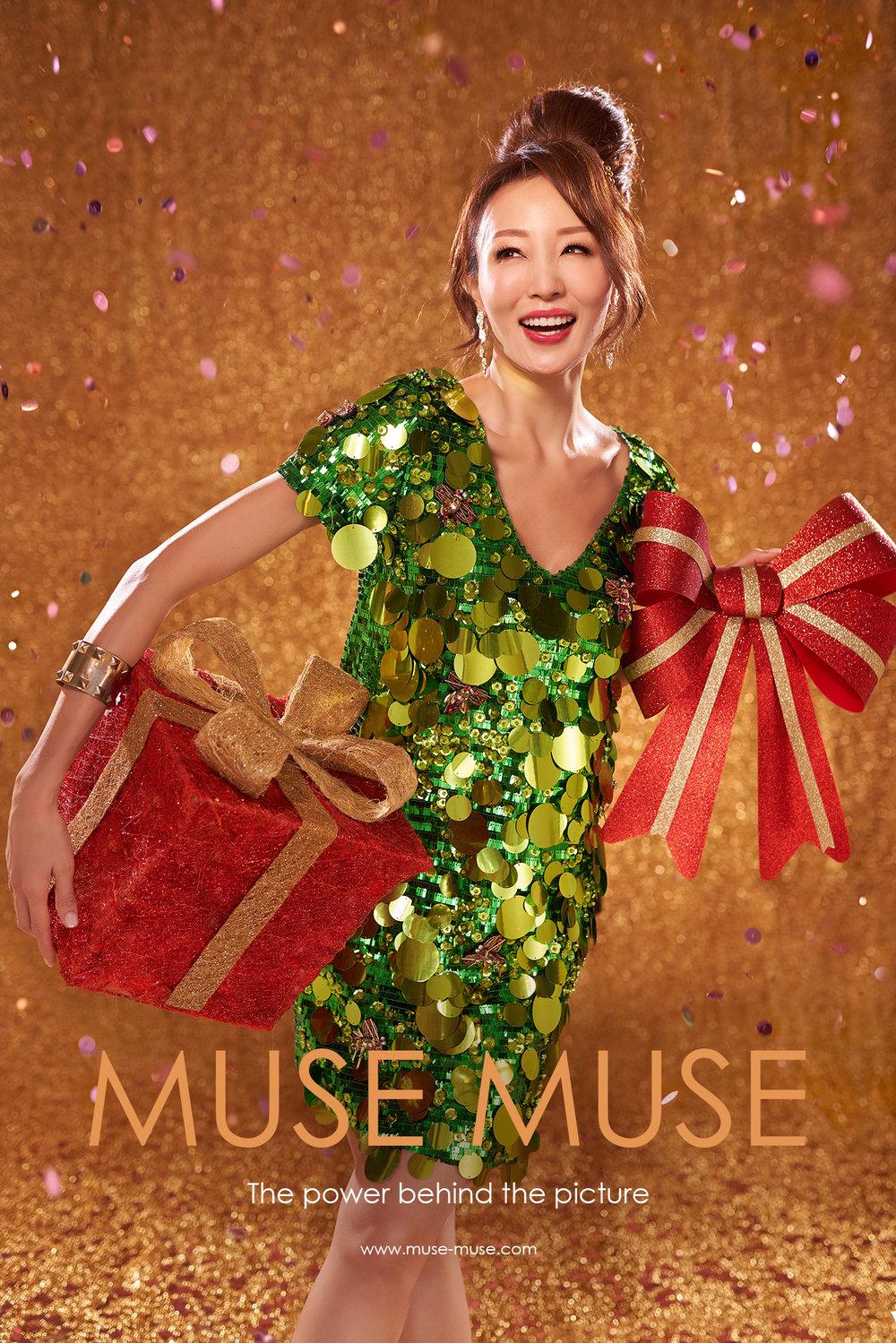 Muse Chan X 陳嘉容 - Merry Christmas !