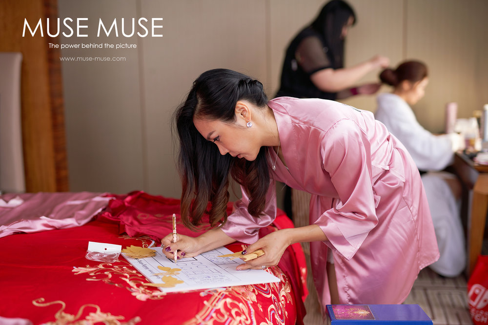 Muse Chan 婚禮攝影