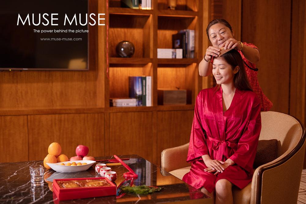 Muse Chan 婚禮攝影