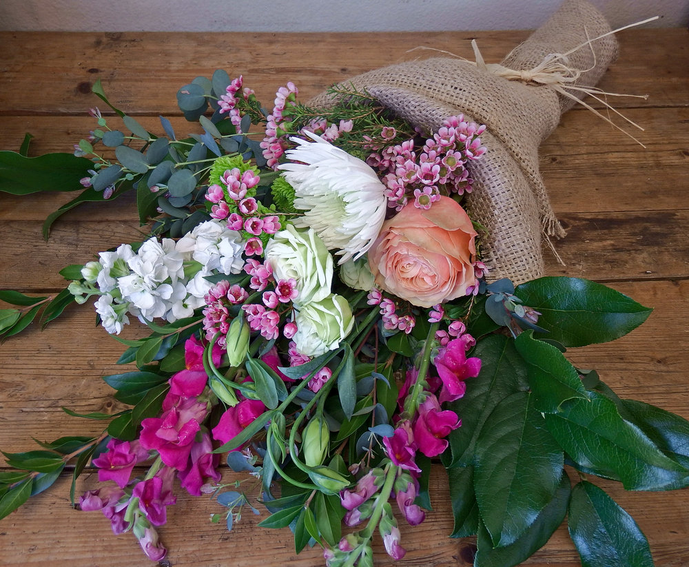 You Love Flowers... - ...we love making you happy. You choose how long you want to receive your monthly delivery: 3 months, 6 months, or 12-months.Each arrangement is $55, including delivery, but if you sign up for a 6-month subscription, you'll save $5/month (a total of $30) or sign up for a year of monthly deliveries and save $10/month (a total of $120).