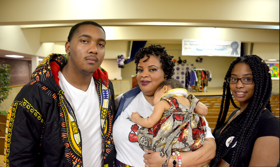 Source: King's Highway Media Solutions |  (Left) Matthew Hall (Middle) Marjorie Nicole (Right) Mikeera Hall