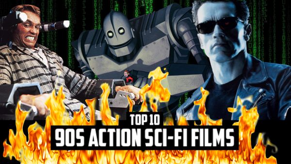 Top 10: 90s Action Sci-Fi Films — Viddy Well