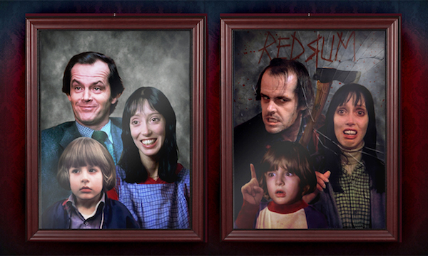 The Torrance Family Portrait  by  smalltownhero  ( source )