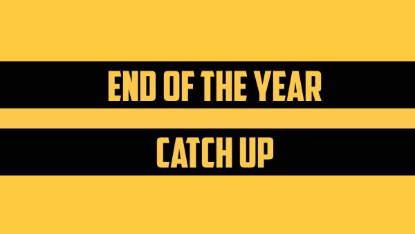 End Of The Year Review Catch Up — Viddy Well