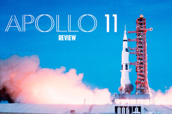 Apollo 11: An Astonishing Journey Through The Heavens