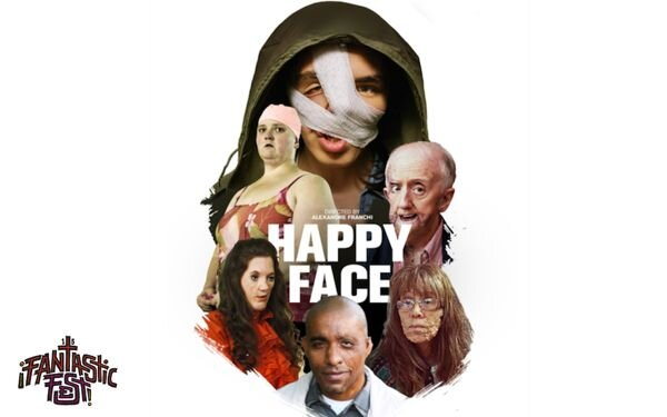 """Fantastic Fest Review: HAPPY FACE Is A Challenging Affront To """"Traditional"""" Beauty"""