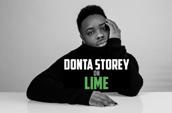 A Wink And A Thank You To The People Who Inspired Me: Donta Storey ...
