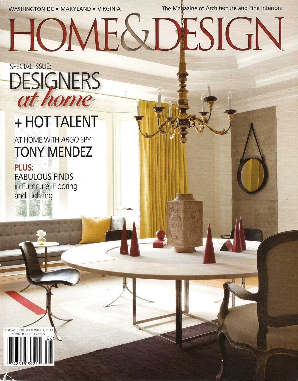 Home & Design   Summer 2013