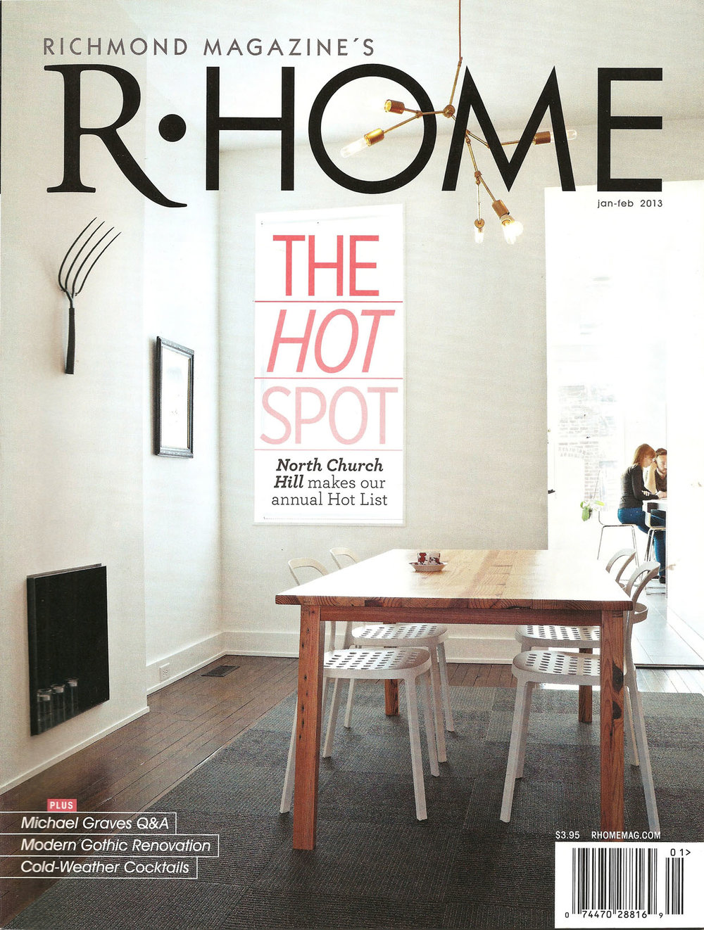Rhome   Jan - Feb 2013   Hot List 2013