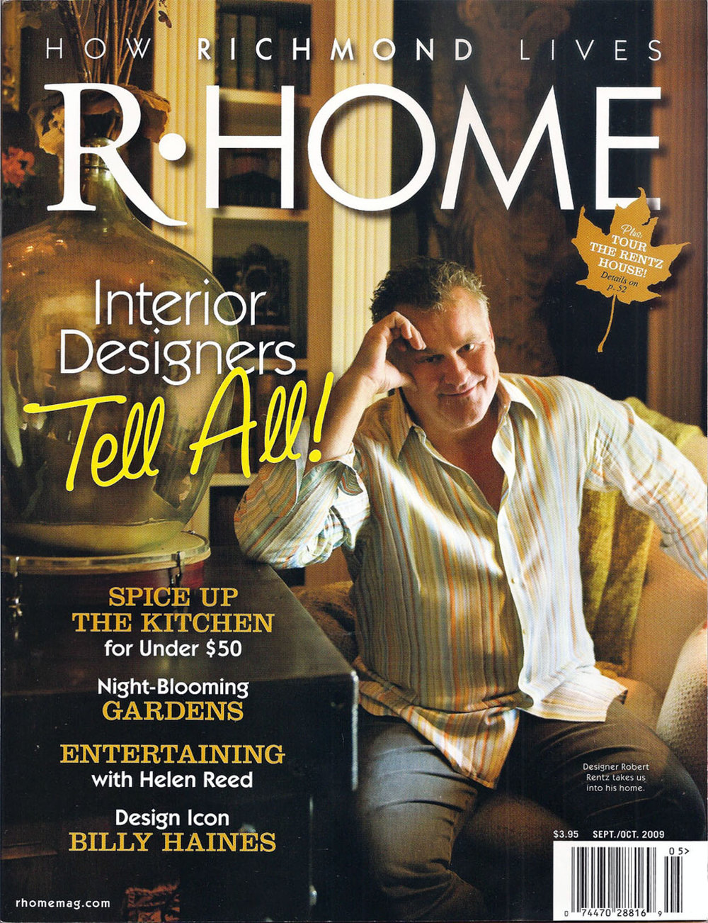 Rhome   Sept Oct 2009   In-terior Treatment