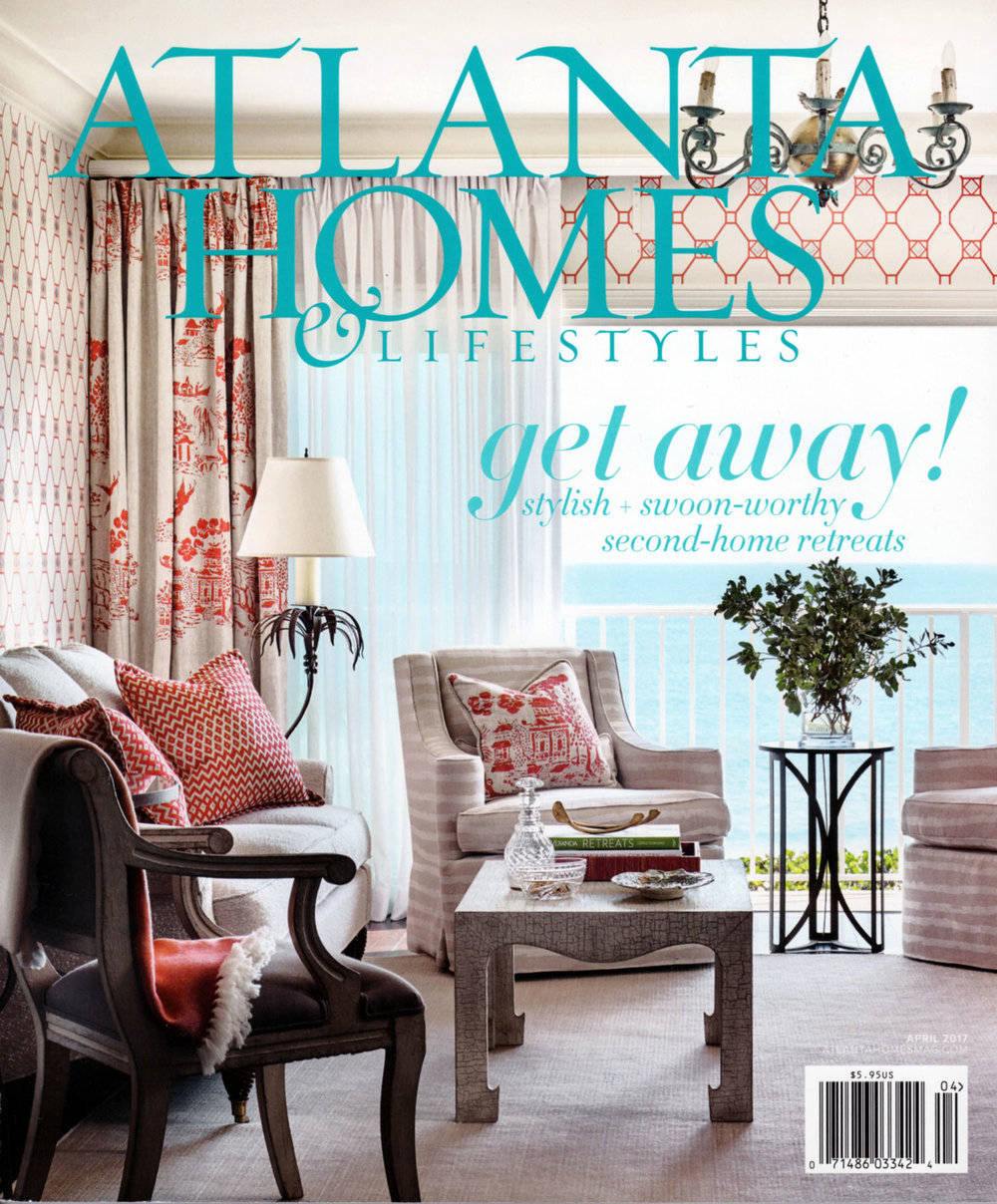 Atlanta Homes & Lifestyles   April 2017