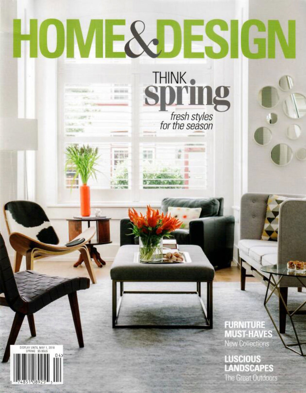 Home & Design   March/April 2018
