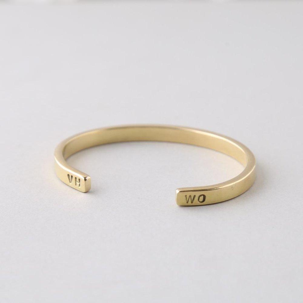 Soko Iga Cuff Bracelet, $55