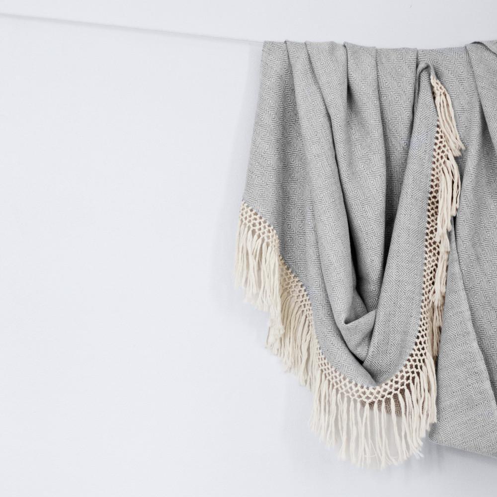 Citizenry Alpaca Blanket, $135