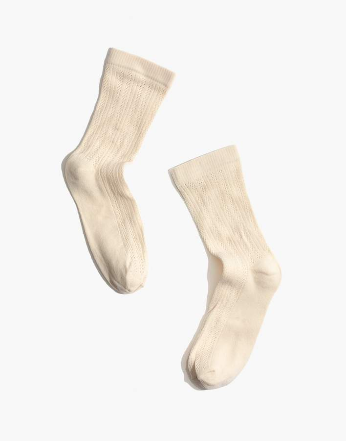 Swedish Stockings Klara Knit Socks, $17