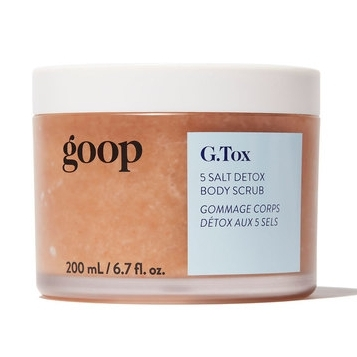 Goop Detox Body Scrub, $40