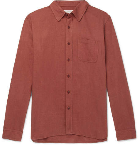 Outerknown Organic Flannel, $90