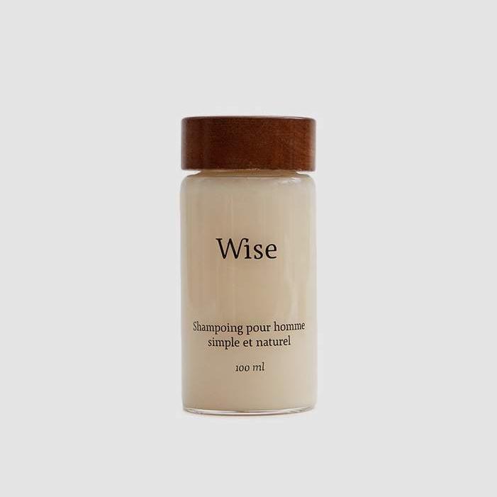 Wise Men's Shampoo, $16