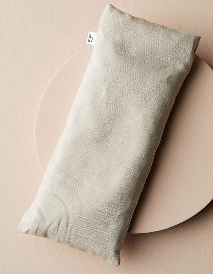 Bodha Linen Eye Pillow, $38