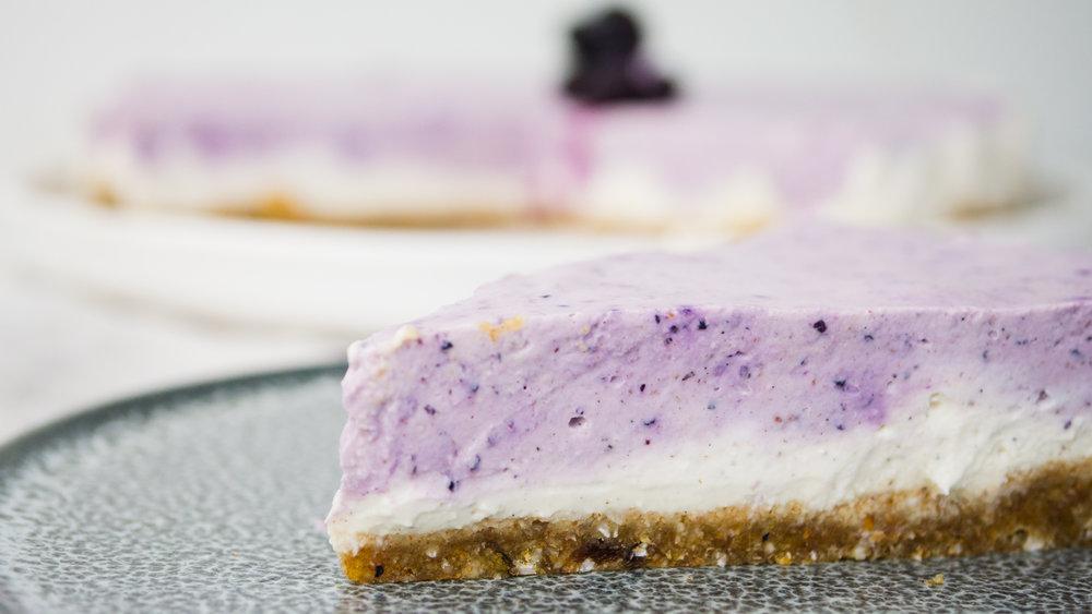 vanillaandblueberrychesecake