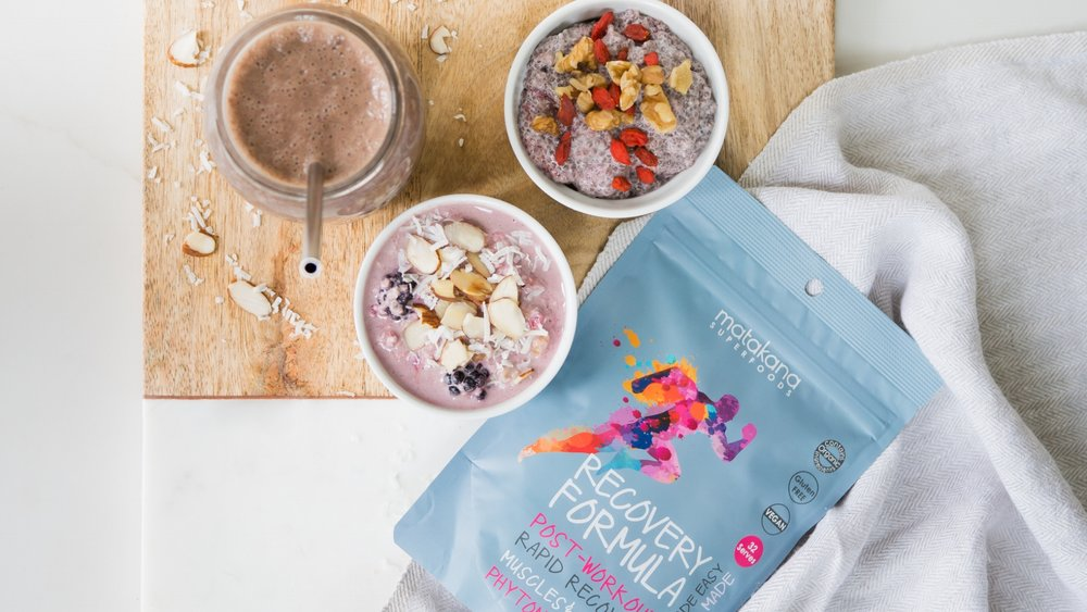3 easy post-workout breakfasts