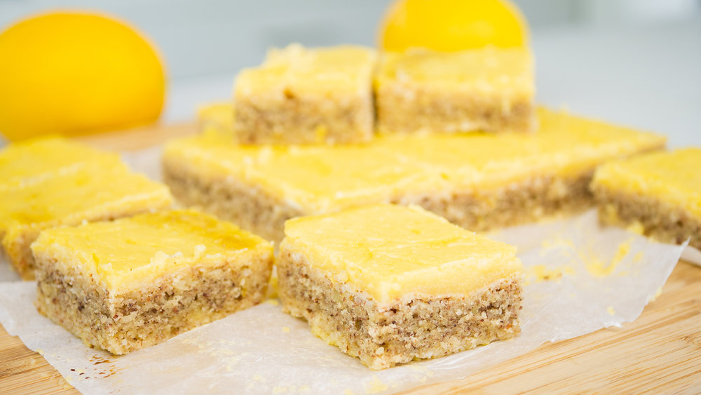 Homemade Lemon Slice