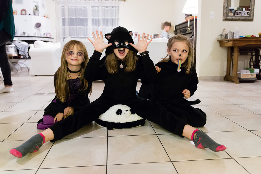 two black cats and an effervescent witch made the cut!