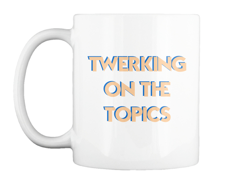 TOTT Original Logo Mug