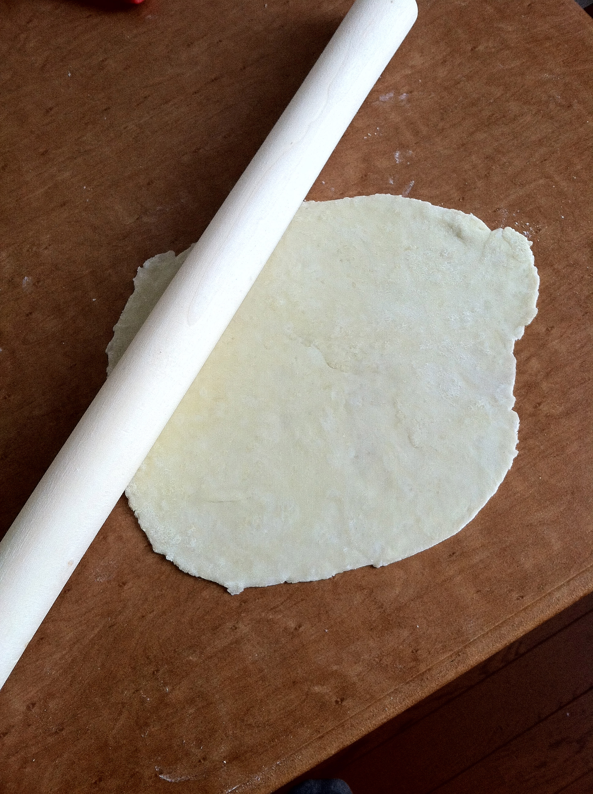 Roll out the dough!