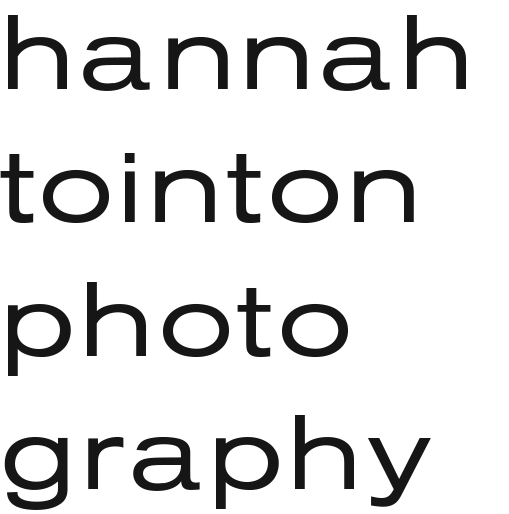 Hannah Tointon Photography