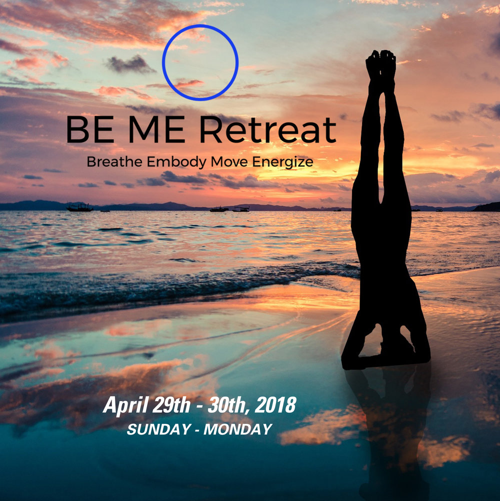 BeMe Retreat 2018