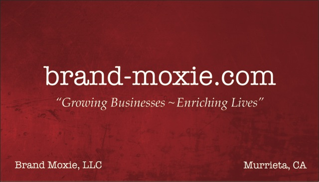 Business Card / back - Executive Coach