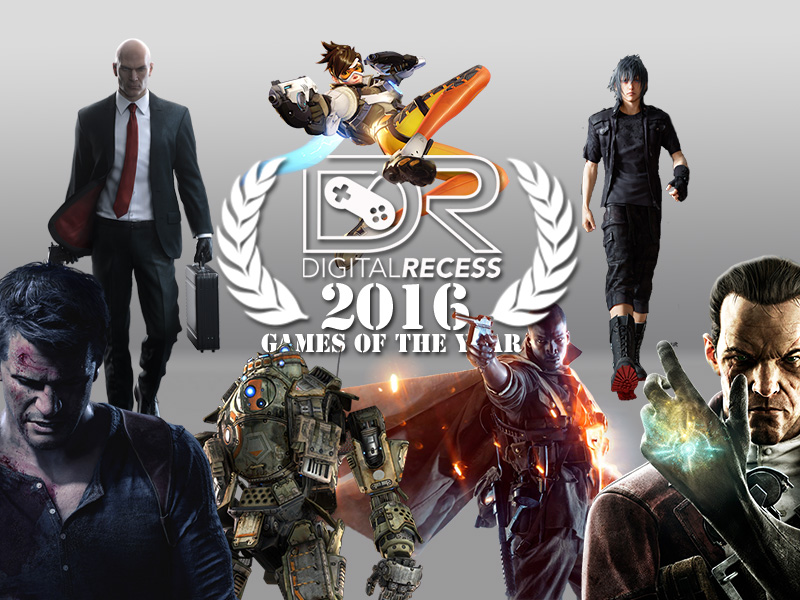 The team came together to give you a look at what we all thought would be our game of the year for 2016.
