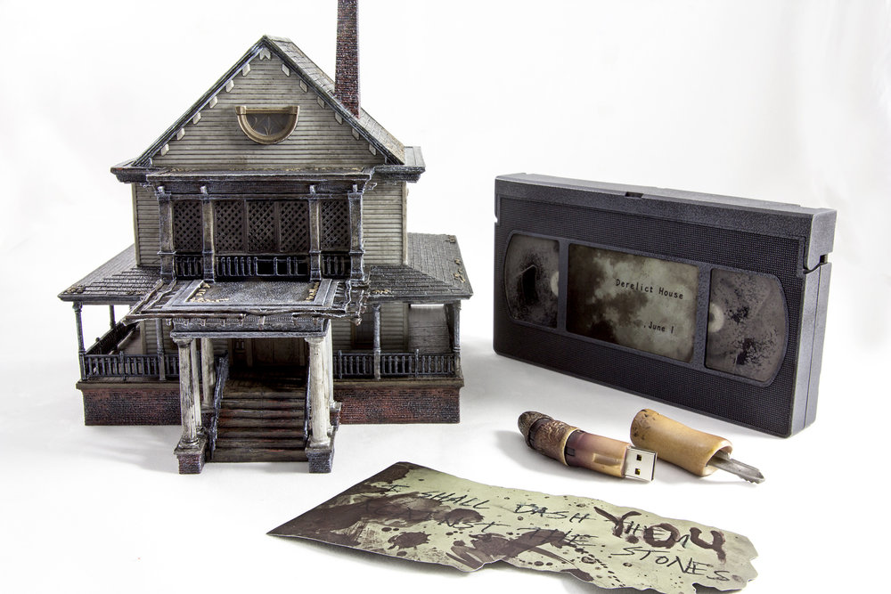 We take another in depth look at an upcoming  collectors edition.