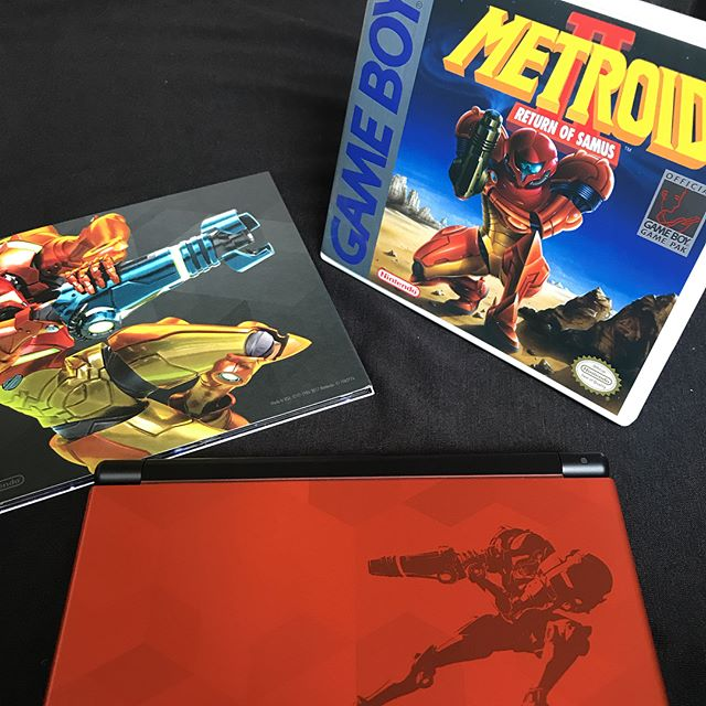 The Queen is back! . . . #metroid #nintendo #3ds #amiibo #gamergirl #gamerguy #videogames #gameboy #3dsxl #gaming #collector #gamer #games #videogame
