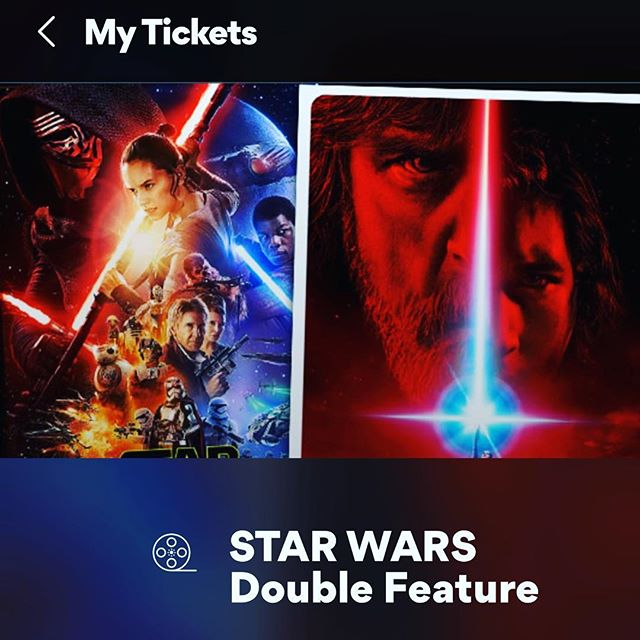 12/14 Cant come soon enough!! #starwars